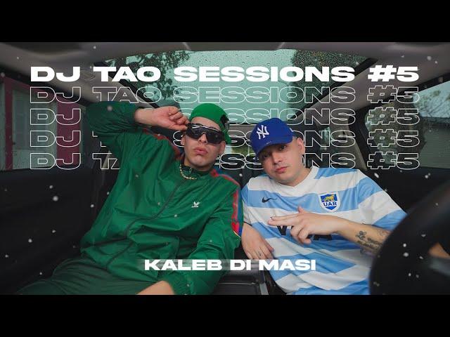 KALEB DI MASI | DJ TAO Turreo Sessions #5