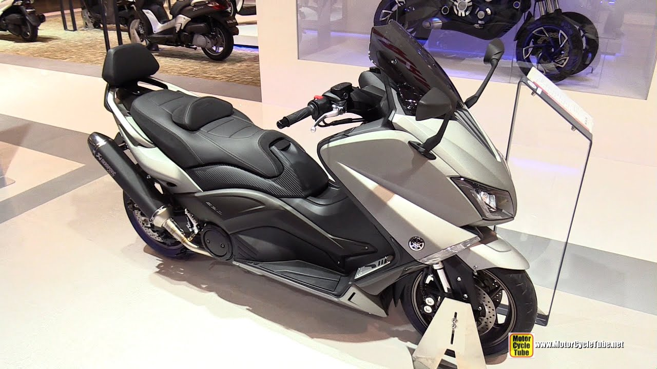 2015 yamaha t max abs 530 sport scooter walkaround. Black Bedroom Furniture Sets. Home Design Ideas