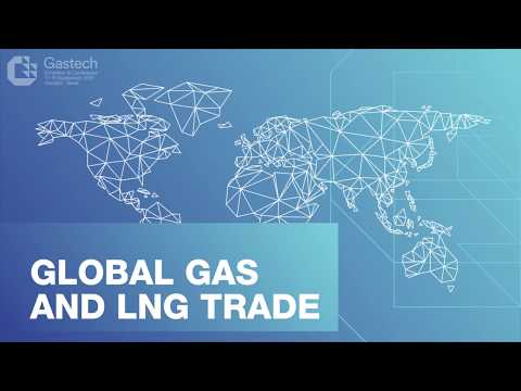 Gastech 2019 - Houston, Texas   Premier Event For The World's Gas, LNG And Energy Industry