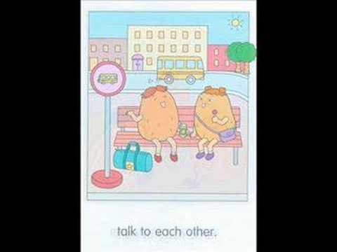 "Potato Pals ""Good Friends"""