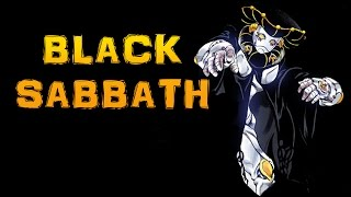 Black Sabbath (JJBA Musical Leitmotif)