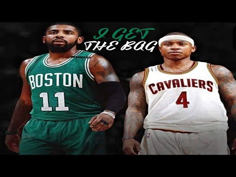 Kyrie Irving NBA Mix 2017 - I Get The Bag feat. Gucci Mane & Migos | Welcome To Boston | HitmanMarc