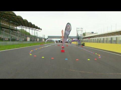 Drone Racing Hungary 2016 - Hungaroring - Part 1.