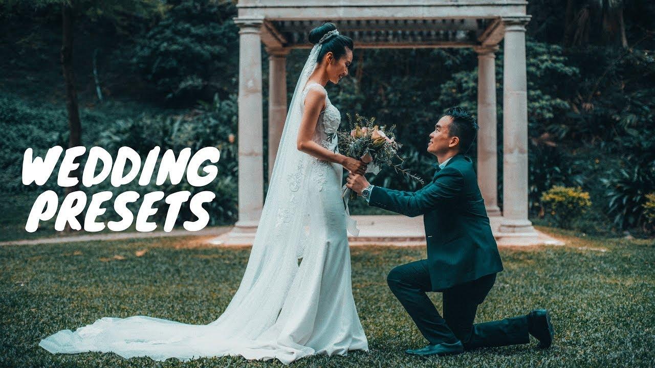 free wedding presets # 18