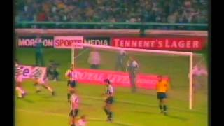 1989 September 27 Celtic Glasgow Scotland 5 Partizan Belgrade Yugoslavia 4 Cup Winners Cup