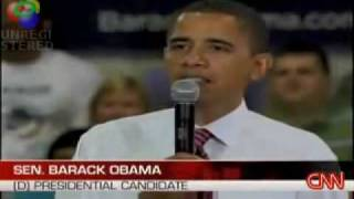 Barack Obama Stumped by a 7 Year Old Girl
