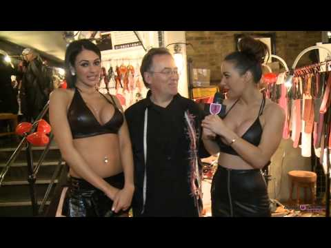 London Fetish Fair on Babestation