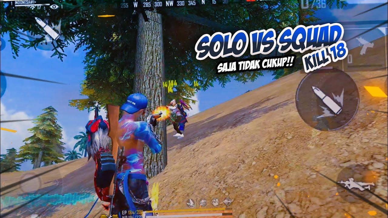 Download SOLO VS SQUAD PAKE BUNDLE OLD MR05? ENDING YANG SANGAT MEMBAGONGKAN!!!