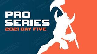Brawlhalla North American Pro Series - Day 5