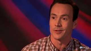 Chris Klein talks about Alcoholism and
