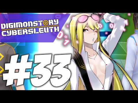 THE HEIST!! | Digimon Story: Cyber Sleuth (PART #33)