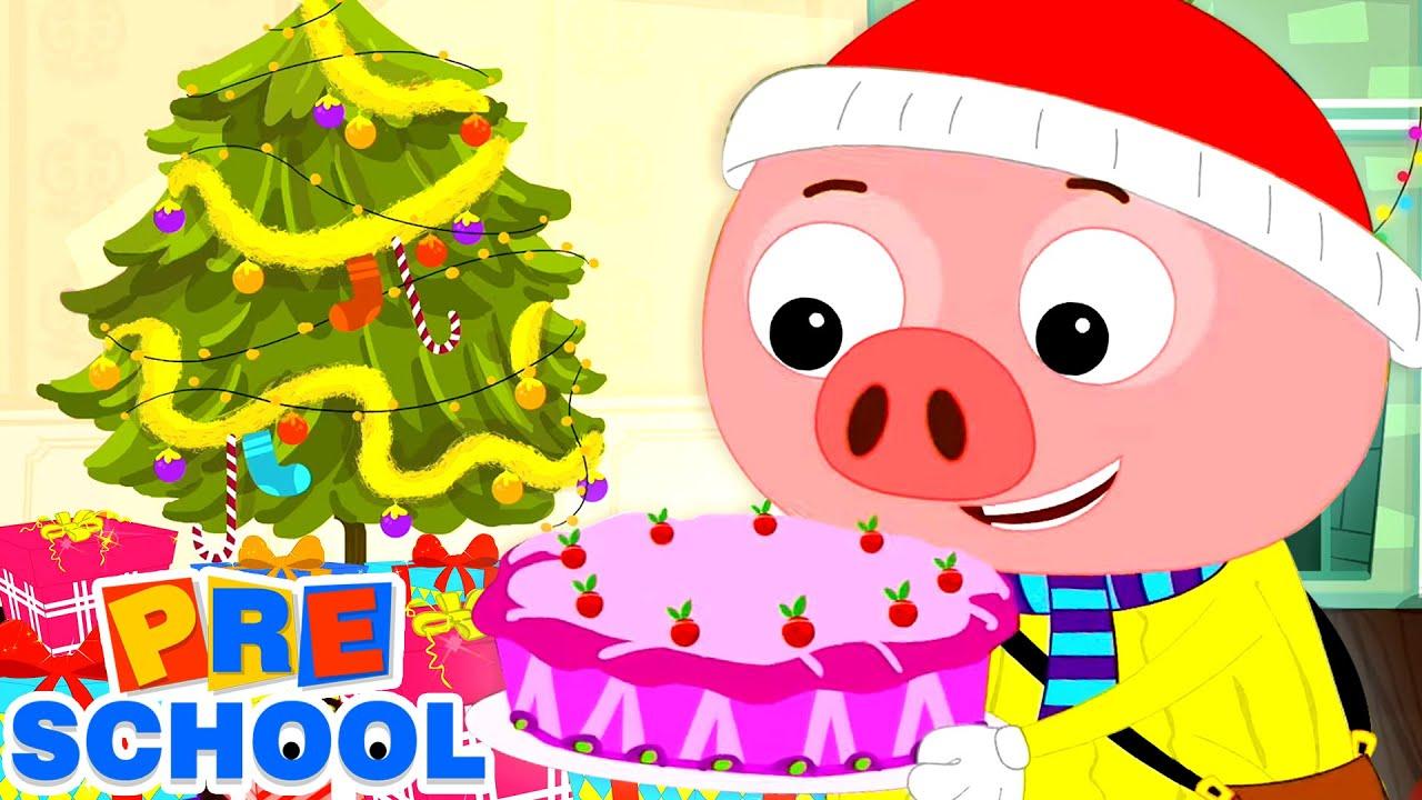 We Wish You a Merry Christmas | Nursery Rhymes & Kids Songs | Christmas Carols | merry Christmas