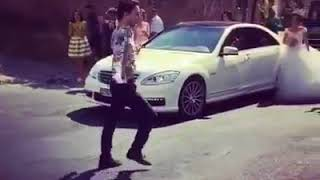 Свадьба в Чечне Лезгинка и класс иномарки!!!!