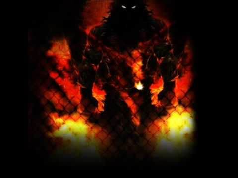 Disturbed  Overburdened demon voice