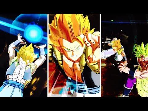 Dragon Ball Legends - NEW BROLY MOVIE TRANSFORMING DB SSJ GOGETA!