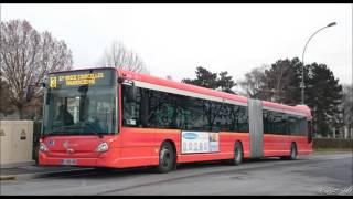 heuliezbus gx 437 n 908 citura reims son du moteur