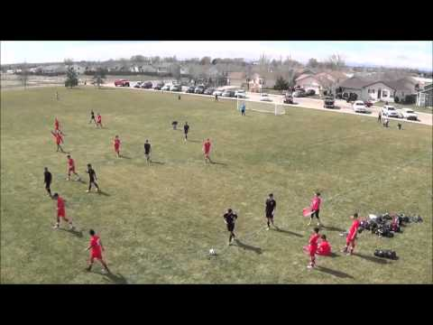 2016 03 13 U18B vs Glenwood Springs