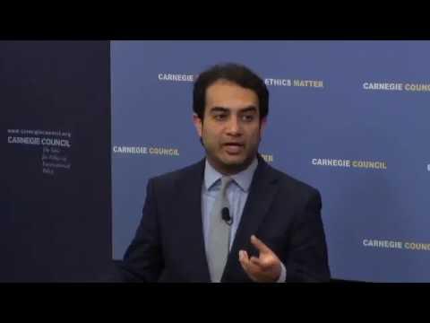 Shadi Hamid: Muslims & The American Model