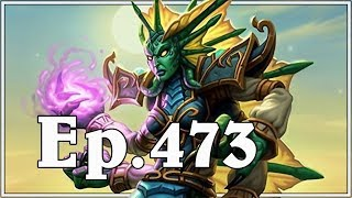 Funny And Lucky Moments - Hearthstone - Ep. 473