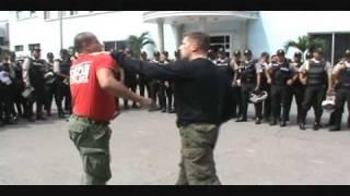 Policia Nacional de Ecuador demo.