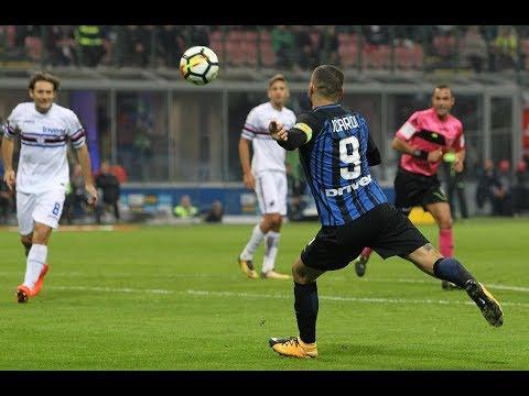 Inter Milan vs Sampdoria  3-2 All Goals 2017/18 HD