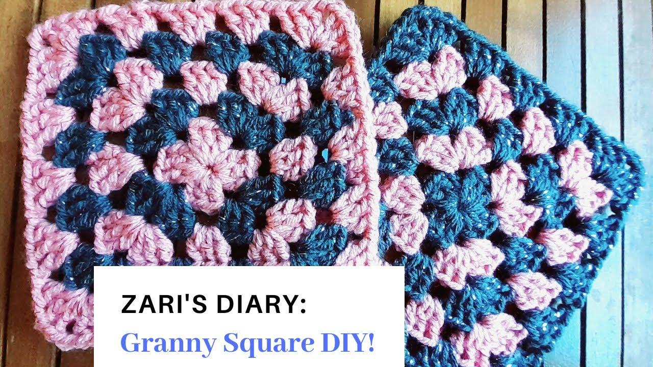 How Do You Crochet a Granny Square?