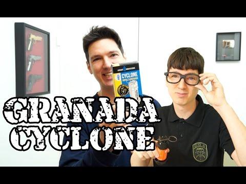 Granada Cyclone - Airsoft - Luiz Rider Brasil