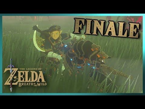 'Take Back Hyrule' - Legend of Zelda: Breath of the Wild - The Champion's Ballad [FINALE]