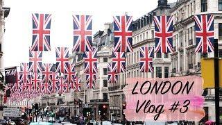 LONDON VLOG #3 - FoodHeaven & Wir klauen die Kronjuwelen
