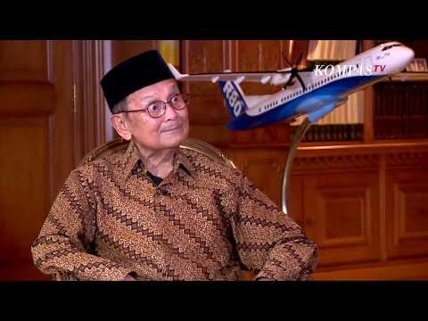 BJ Habibie: Seandainya Prabowo Beri Selamat pada Jokowi ...