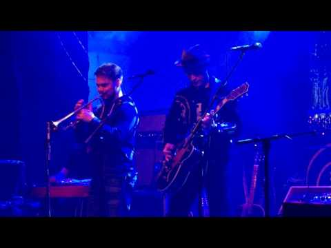 Tuomo & Markus ft. Verneri Pohjola - Don't Shut Down Your Radio - Tavastia, Helsinki May 17, 2016