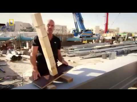 Megastructures - The Leaning Tower Of Abu Dhabi Documentary National Geographic.