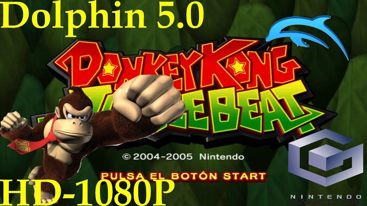 Donkey kong jungle beat gamecube iso español mega | Donkey Kong