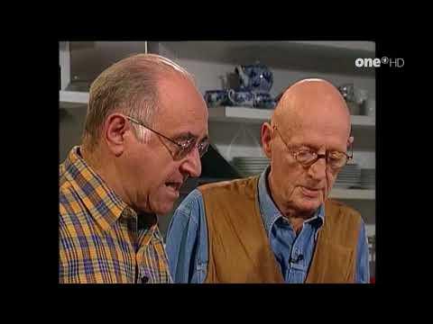 alfredissimo Kochen mit Bio und Wolfgang Menge:Auflauf mit Sauerkraut Eisbein