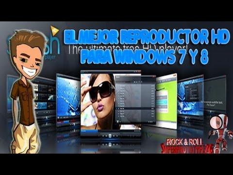 descargar reproductor de dvd gratis para windows 7