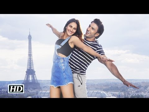 'Befikre' Trailer To Be Launched At Eiffel...