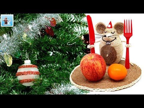 DIY Christmas Decoration Art and Craft Ideas for Symbol 2020 Handicraft