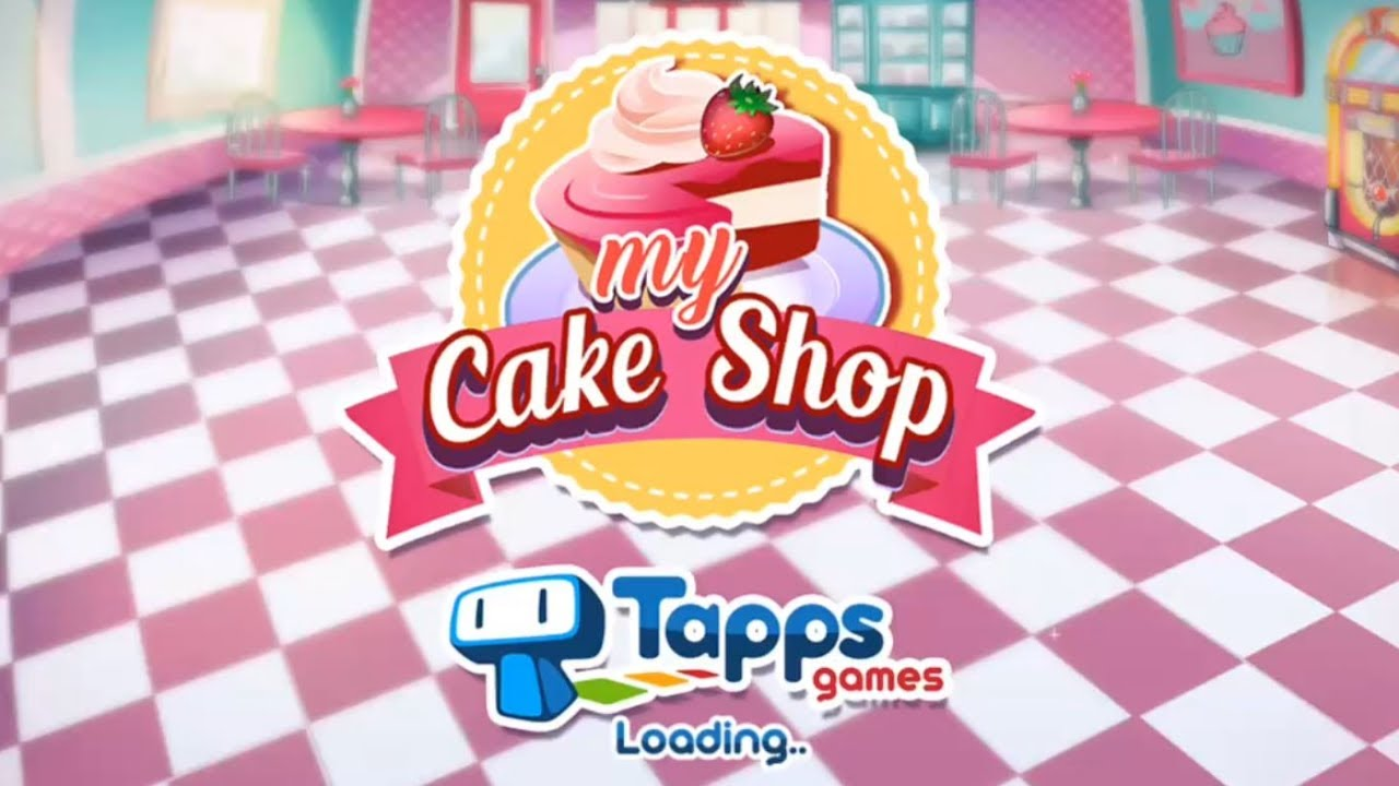 My Cake Shop Android Gameplay u1d34u1d30