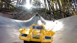 MONSTER JAM TRES DESCENSOS EXTREMOS HOT WHEELS