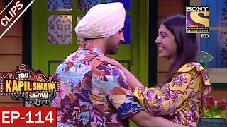 Diljit Dosanjh's Fan Moment - The Kapil Sharma Show - 17th Jun, 2017