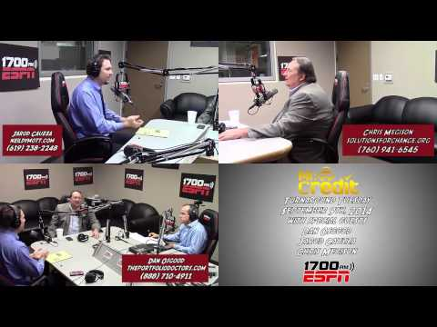 Solutions for Change Founder Chris Megison, Estate Planning Attorney Jarod Cauzza and Financial Plan