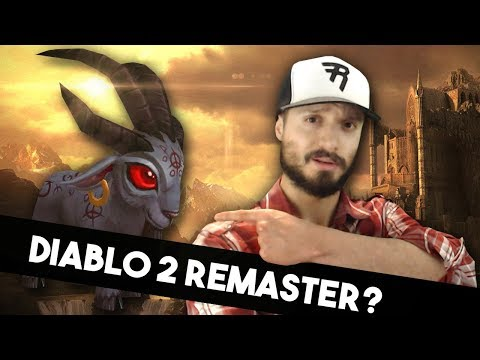 Was a Diablo 2 Remaster Leak datamined from a World of Warcraft pet? PoE Incursion League, & more...