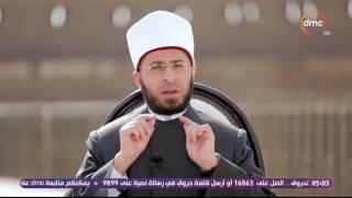 بالفيديو.. الأزهري يحذر من شعار 'ربنا اللي قال لي اشتم'