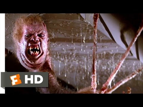 Chest Defibrillation  The Thing 510 Movie  1982 HD