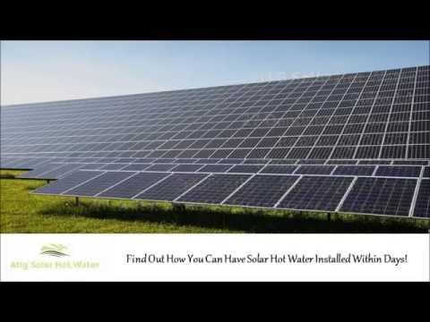 ATLG Solar Panels Gold Coast