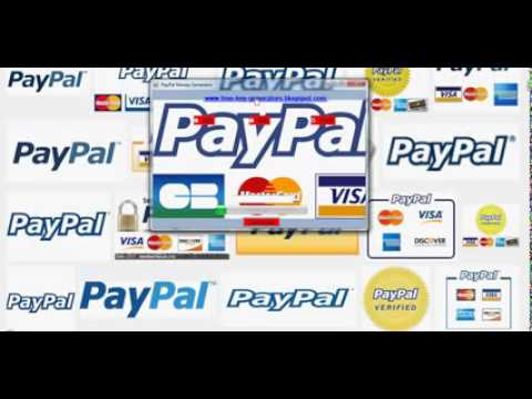 how to receive money on paypal youtube