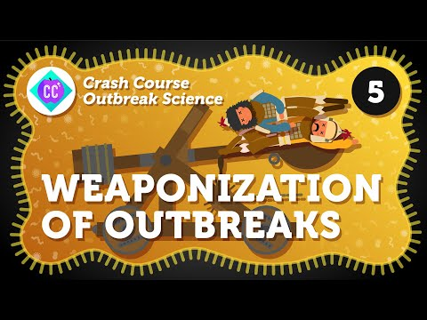 The Weaponization of Outbreaks: Crash Course Outbreak Science #5