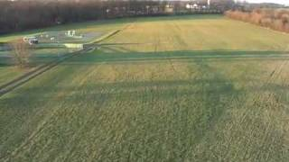 Aerial Video in R/C Airplane