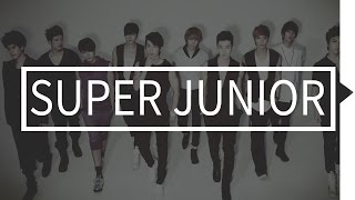 Super Junior Members Profile