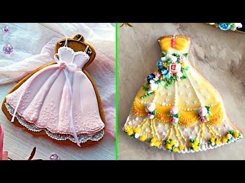 Amazing Cookies Art Decorating Compilation | Satisfying Cake Decorating Videos #63